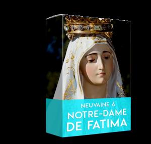 Neuvaine à Notre Dame de Fatima en suivant les apparitions