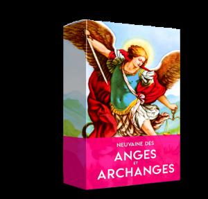Anges et archanges Michel, Gabriel et Raphaël, priez avec nous et pour nous