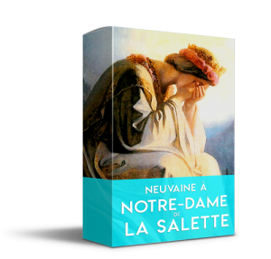 Notre Dame de la Salette : la Neuvaine