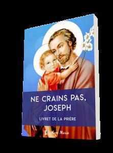 Livret Ne crains pas Joseph
