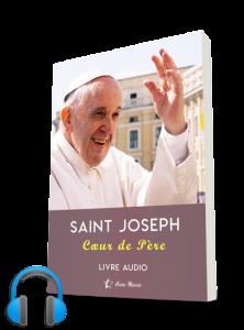 Pape François, Saint Joseph, Coeur de Père
