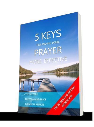 5 keys for better prayer