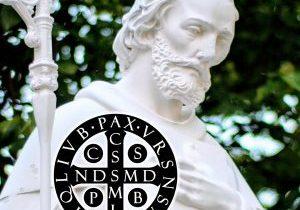 Avec Saint Benoît, découvrez cette puissante prière de protection contre le mal
